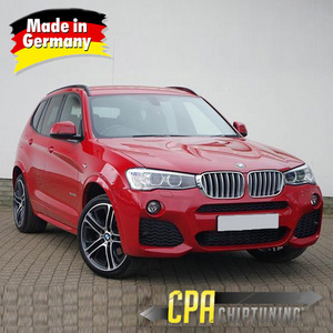 CPA 칩튠 맵핑 보조ECU BMW X3 (F25) xDrive30d 258 PS