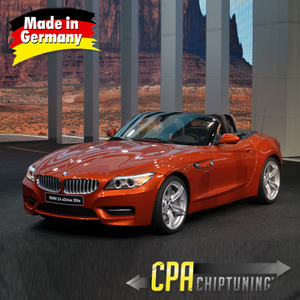 CPA 칩튠 맵핑 보조ECU BMW Z4 (E89) sDrive35is 339 PS