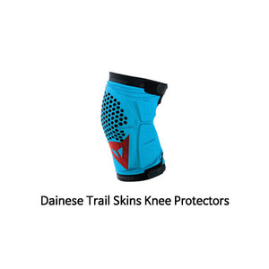 다이네즈 보호대 Dainese Trail Skins Knee Protectors (Blue/Red)