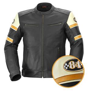[Buse 가죽자켓]Buse Milestone Leather Jacket
