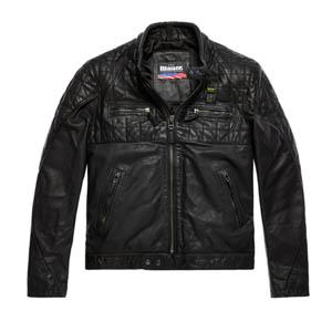 [Blauer 가죽자켓]Blauer Rider Winter Leather