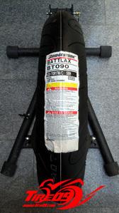 [브릿지스톤 오토바이 타이어]BT090 [120/70-17]