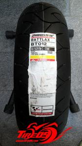 [브릿지스톤 오토바이 타이어]BT012 [180/55-17]