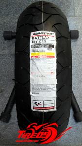 [브릿지스톤 오토바이 타이어]BT012 [190/50-17]