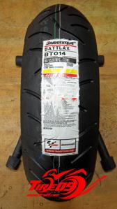 [브릿지스톤 오토바이 타이어]BT014 [180/55-17]