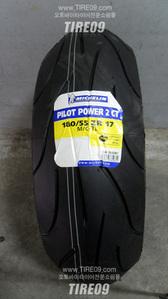 [미쉐린 오토바이 타이어]Pilot® Power 2CT [180/55-17]