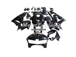 혼다 CBR600RR 육백알알 F5 2013-2014 Black 350 오토바이 사제카울 부품