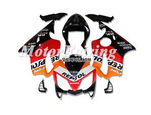 혼다 CBR600RR 육백알알 F4i 2001-2003 Red Black 200 오토바이 사제카울 부품