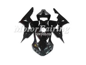 혼다 CBR1000RR 천알알 2004-2005 Black 235 오토바이 사제카울 부품