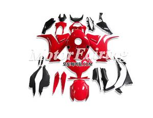 혼다 CBR1000RR 천알알 2012-2013 Red 255 오토바이 사제카울 부품