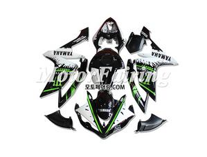 야마하 YZF1000 R1 알원 2007-2008 200 오토바이 사제카울 부품