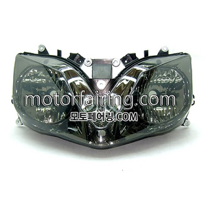 헤드라이트/Honda CBR600RR F4I 2001-2007 Headlight Smoke 105