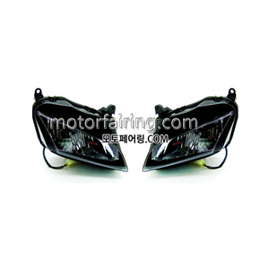 헤드라이트/Honda CBR600 F5 2007-2011 Headlight Clear 45