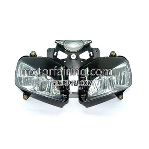 헤드라이트/Honda CBR1000 2004-2007 Headlight Clear 45
