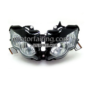 헤드라이트/Honda CBR1000 2008-2011 Headlight Clear 45