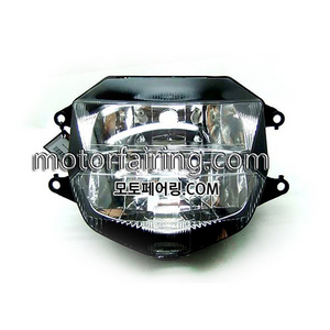 헤드라이트/Honda CBR1100RR 1997-2007 Headlight Clear 130