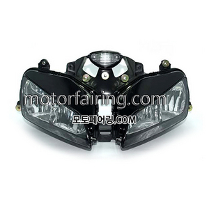 헤드라이트/Honda CBR600RR 2003-2006 Headlight Clear 45