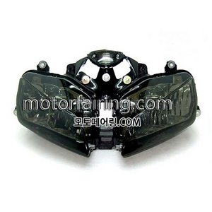 헤드라이트/Honda CBR600RR 2003-2006 Headlight Smoke 45