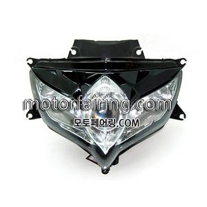 헤드라이트 스즈키 GSXR600/750 k8/9 08-10 클리어 55