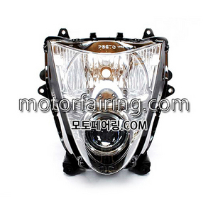 헤드라이트/SuzukiHayabusa GSX1300R 2008-2011Headlight Clear 140