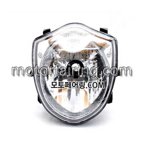 헤드라이트/SuzukiGSX1250 2010-2011 Headlight Clear 150