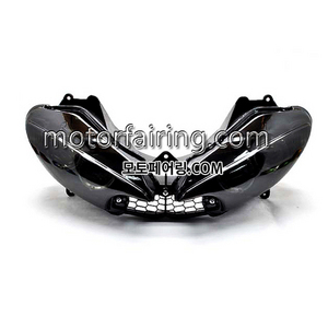 헤드라이트/Yamaha YZF R62003-2005 2006-2009Headlight Smoke50