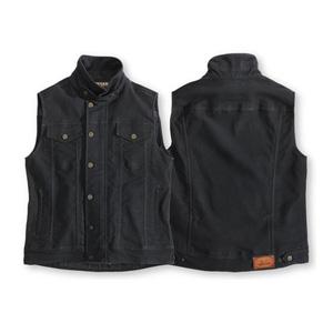 [Rokker 시티섬유자켓]Rokker Black Jack Vest