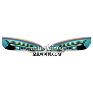 헤드라이터 프로텍터 야마하 04-06 YZF R1 YZF-R1 YZFR1 이리듐스모크45