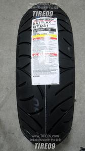 [브릿지스톤 오토바이 타이어]BT021 [180/55-17] 1만키로이상 마일리지