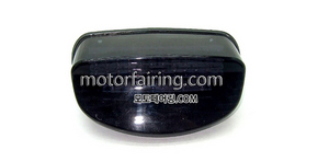 테일라이트/데루등/Honda CBR1100XX 1997-1998 Tail Light Smoke 30
