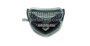 테일라이트/데루등/Suzuki GSX-R600750 2004-2005 Tail Light Clear 30