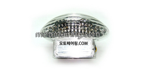 테일라이트/데루등/Suzuki HayabusaGSX1300R 1997-2007 Tail Light Clear 30