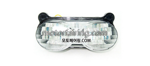 테일라이트/데루등/Kawasaki ZX-6R 1998-2002 Tail Light Clear 30