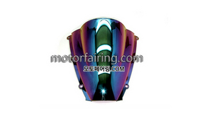 스크린/레이싱/이리듐/클리어/스모그/HONDA CBR600RR 03-04 Iridium Smoke 20