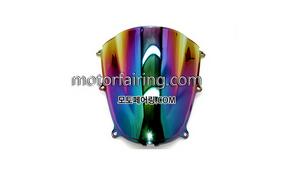 스크린/레이싱/이리듐/클리어/스모그/HONDA CBR600RR 05-06 Iridium Smoke 20