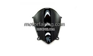 스크린/레이싱/이리듐/클리어/스모그/HONDA CBR600RR 07-11 Black 15