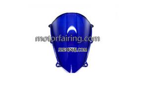 스크린/레이싱/이리듐/클리어/스모그/HONDA CBR600RR 07-11 Blue 15