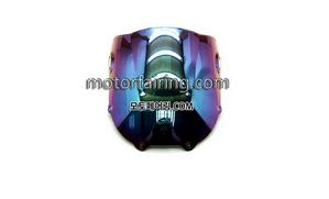 스크린/레이싱/이리듐/클리어/스모그/HONDA CBR900RR893 919 94-97 Iridium Smoke 20