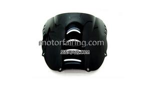 스크린/레이싱/이리듐/클리어/스모그/HONDA CBR900RR 919 97-99 Black 15