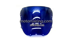 스크린/레이싱/이리듐/클리어/스모그/HONDA CBR900RR 919 97-99 Blue 15
