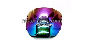 스크린/레이싱/이리듐/클리어/스모그/HONDA CBR900RR 919 97-99 Iridium Smoke 20
