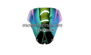 스크린/레이싱/이리듐/클리어/스모그/HONDA CBR929RR 00-01 Iridium Smoke 20