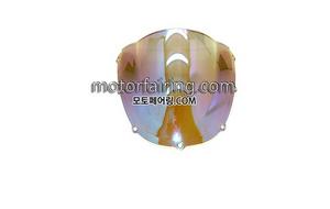 스크린/레이싱/이리듐/클리어/스모그/HONDA CBR954RR 02-03 Iridium Clear 20