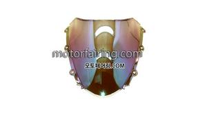 스크린/레이싱/이리듐/클리어/스모그/HONDA CBR1000RR 04-07 Iridium Clear 20