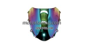스크린/레이싱/이리듐/클리어/스모그/HONDA CBR1000RR 04-07 Iridium Smoke 20