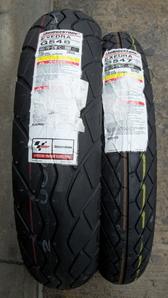 [브릿지스톤 오토바이 타이어]코멧125, 250 앞뒤세트 특가판매