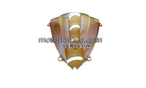 스크린/레이싱/이리듐/클리어/스모그/HONDA CBR1000RR 08-11 Iridium Clear 20