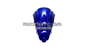 스크린/레이싱/이리듐/클리어/스모그/YZF1000 R1 00-01 Blue 15