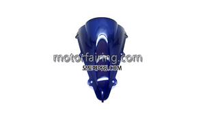 스크린/레이싱/이리듐/클리어/스모그/YZF1000 R1 04-06 Blue 15
