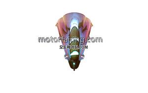 스크린/레이싱/이리듐/클리어/스모그/YZF1000 R1 04-06 Iridium Clear 20